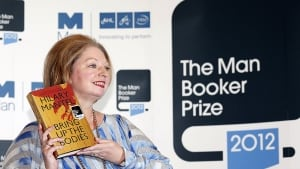 Hilary Mantel, 2012 Man Booker Prize