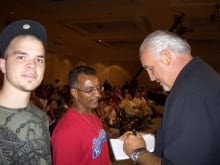 Gerry Cooney volunteer work