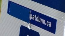 Pat Dunn sign