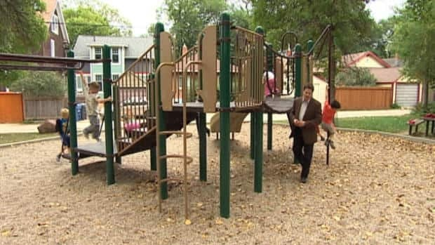 Are playgrounds safe?