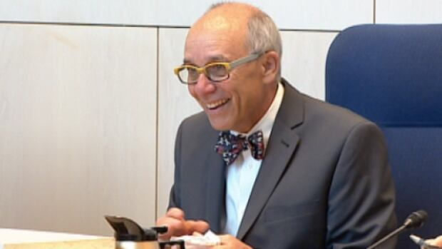 Stephen Mandel stepped down last fall after serving nine years as mayor of Edmonton.