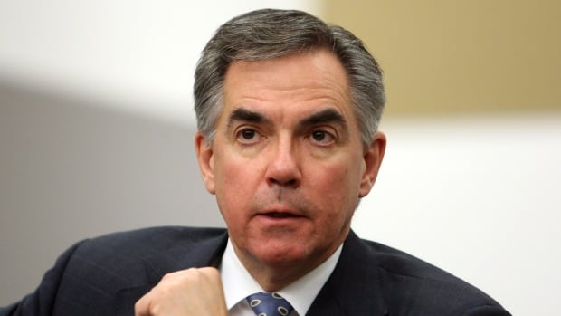 Former Conservative industry minister Jim Prentice, now a vice-president with CIBC, feels the government's limits on foreign ownership of oilsands properties is unnecessarily scaring away investors from non-market economies like China.