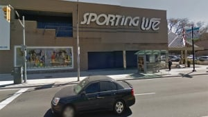 Sporting Life store at 2665 Yonge St.
