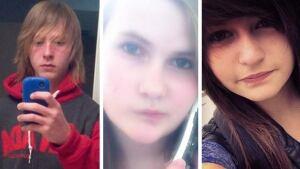 Missing Brampton teens