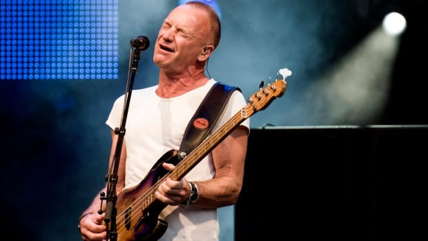 British singer-songwriter Sting, seen performing in Zurich in July, will bring his new musical The Last Ship to Broadway next fall after its premiere in Chicago in summer 2014.