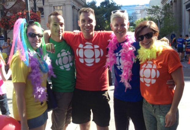 Rosa Marchitelli Calgary Gay Pride