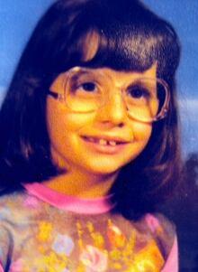 Young Rosa Marchitelli