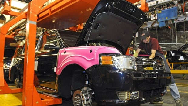 Ford Motor Company spent $700 million to retool its assembly plant in Oakville, Ont., but it didn't increase capacity.