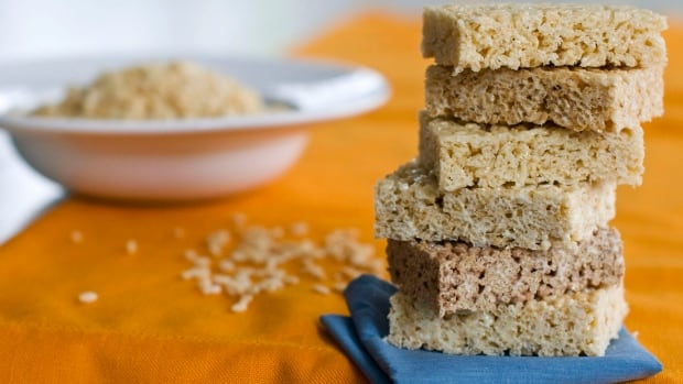 Mainstream food producers are now creating gluten-free alternatives, including Rice Krispies Brand Gluten Free.