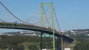 Halifax MacKay bridge