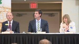 Edmonton mayoral forum with Home Builders' Association, Sept. 19, 2013