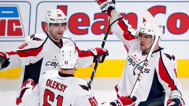 Alex Ovechkin, right, and the Capitals reportedly have been awarded the 2015 NHL Winter Classic. The Capitals opponent for the game and its location could be annouced at a Saturday news conference.