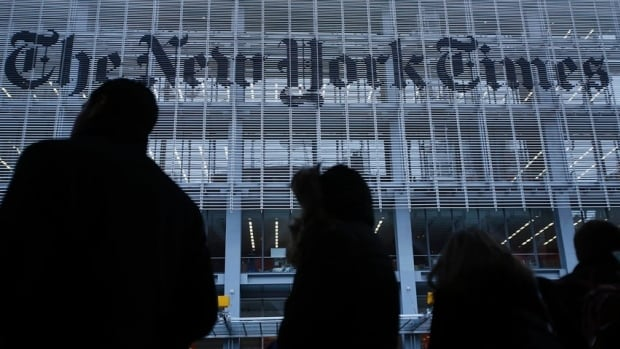 The New York Times is on its way to being a global brand in digital news, but like all traditional news organizations, will have to compete with Google and Facebook.