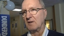 Tory delegate Joe Guinchard