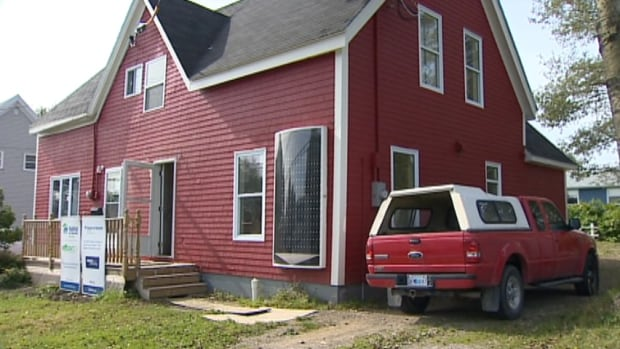 The Glace Bay home is the first Habitat for Humanity project in Cape Breton. The organization is already talking about building more next summer.