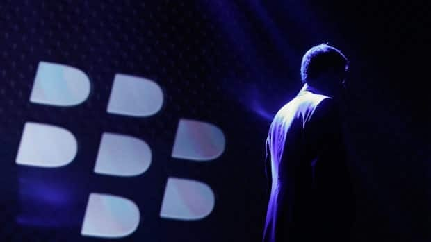 BlackBerry's grim outlook