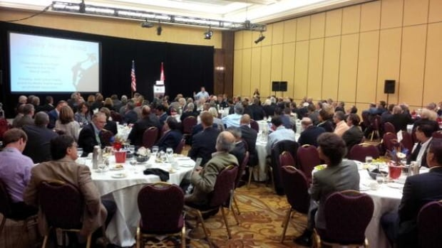 Business leaders from across Canada gathered in Banff for a forum where they focused on reversing CEOs negative public image.