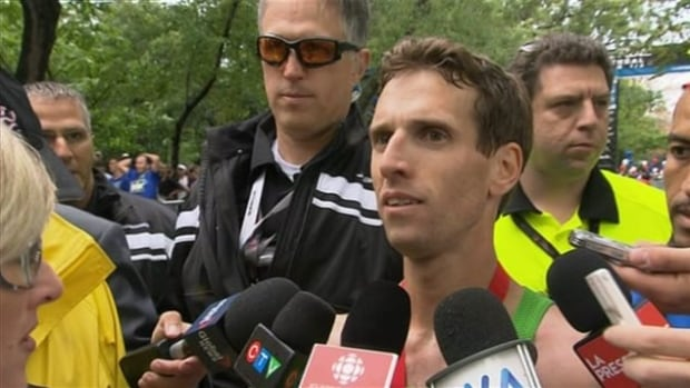 David Savard-Gagnon became the first Canadian to win the Montreal Marathon in 24 years, crossing the finish line with a time of 2:30:15.