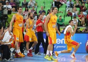 Slovenia Basketball Eurobasket