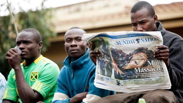 Massacre in Nairobi