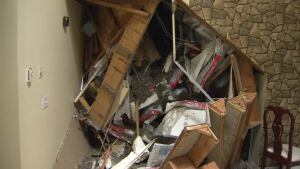 Berhane family, Surrey, B.C. - roof collapse
