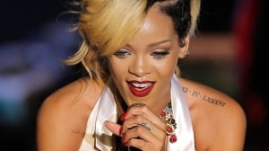 Singer-songwriter Rihanna has left behind a trail of racy tweets and an incriminating Instagram photograph from a Thailand trip that led police to arrest two men for peddling protected primates.