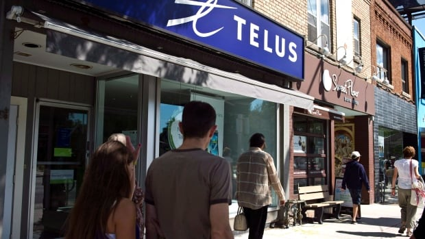 Telus is one of 15 telecom companies that will be putting in a bid for piece of the 700 MHz band of radio spectrum that will go up for auction in January.