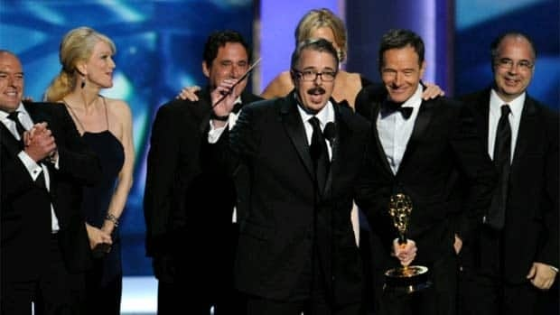 Emmys triumph for Breaking Bad