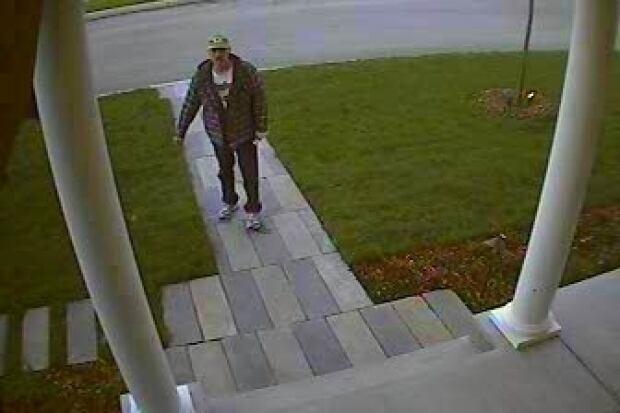 CHEO Dream Home suspect