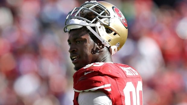 San Francisco 49ers linebacker Aldon Smith is beginning an indefinite absence from the team.