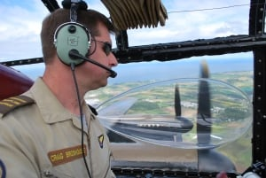 Craig Brookhouse, Lancaster flight engineer