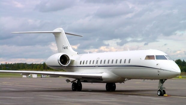 BlackBerry bought a Bombardier Global Express jet in 2013, months before announcing significant layoffs.