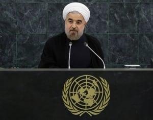 UN General Assembly Iran