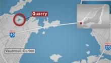 Quarry map