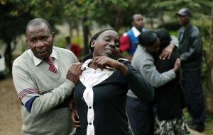 Kenya mall attack victims
