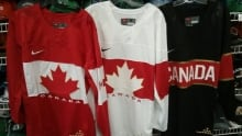 Canada sweaters