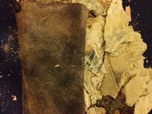 Bible discovered in centennial time capsule at Alberta Legislature