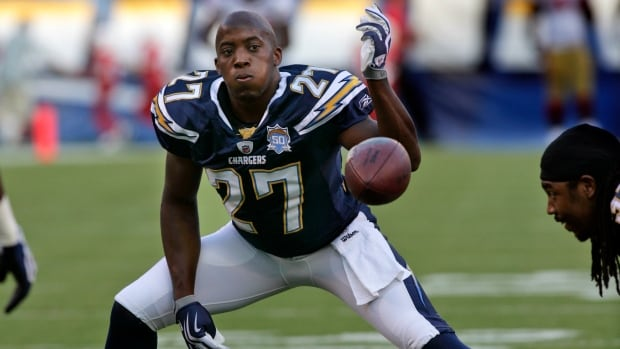 Former San Diego Chargers defensive back Paul Oliver was found dead Tuesday night in Marietta, about 20 miles northwest of Atlanta.