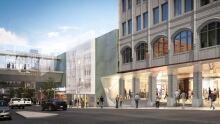 Rideau Centre redevelopment rendering