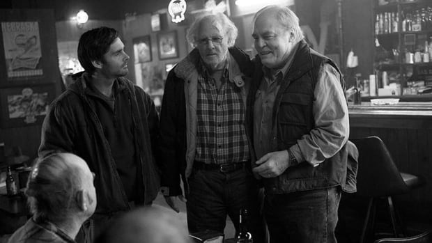 The black-and-white film Nebraska, the latest from American filmmaker Alexander Payne, follows a cantankerous, alcoholic father and his aimless son as they take a road trip across the American Midwest to claim prize money. It opens the Vancouver International Film Festival today.