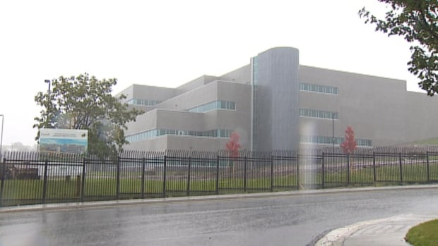 Kitchen staff at the Canadian Forces station in Pleasantville received layoff notices on Thursday.