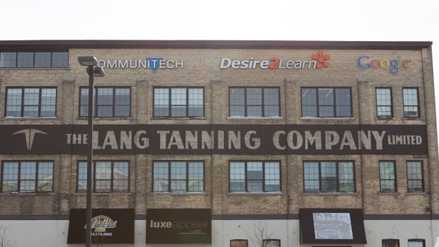 Communitech Expands Into Google Space At Lang Tannery Building Kitchener Waterloo Cbc News