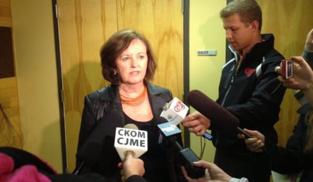 Davies - Saskatoon hospitals over capacity