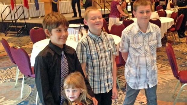 rescue kids opp awards