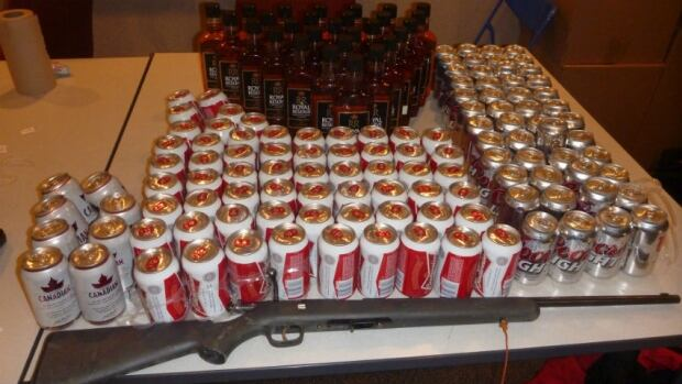 RCMP in Natuashish continue to investigate an alcohol seizure in the community.