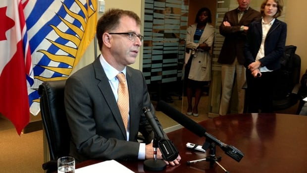NDP Leader Adrian Dix says he passed on information after the election to the RCMP about the Liberal's ethnic outreach scandal.