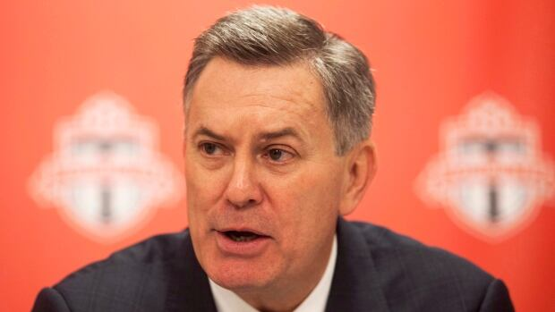 Maple Leaf Sports and Entertainment President and CEO Tim Leiweke says a key issue is how to build a roof at BMO Field without having to have the MLS team move out during construction for a year.