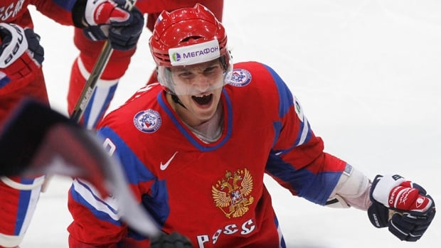 Games organizers described NHL star Alex Ovechkin as a natural choice to represent Russia's campaign to increase its visibility around the world in the lead up to the 2014 Sochi Games.