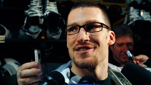 Andrew Ference became the 14th captain in Edmonton Oilers history on Sunday.