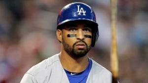 The MRI showed microscopic evidence of swelling in one of the major weight-bearing bones in Kemp's sprained ankle.